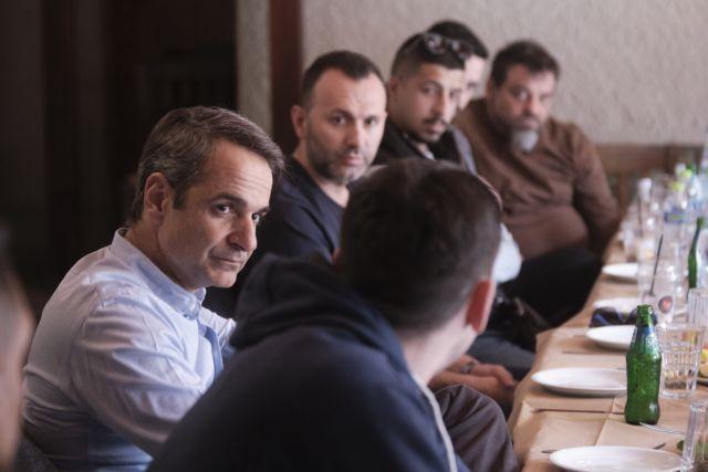 Τι ζήτησαν οι ντελιβεράδες από τον Μητσοτάκη | tanea.gr