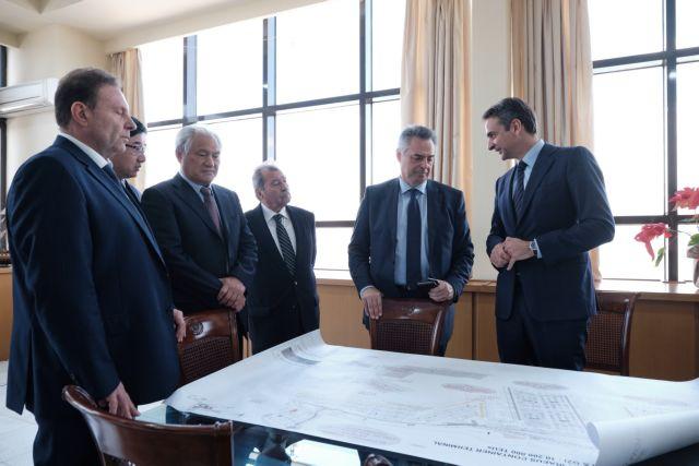 Μητσοτάκης: Δεδομένη η στήριξη στην επένδυση της Cosco | tanea.gr