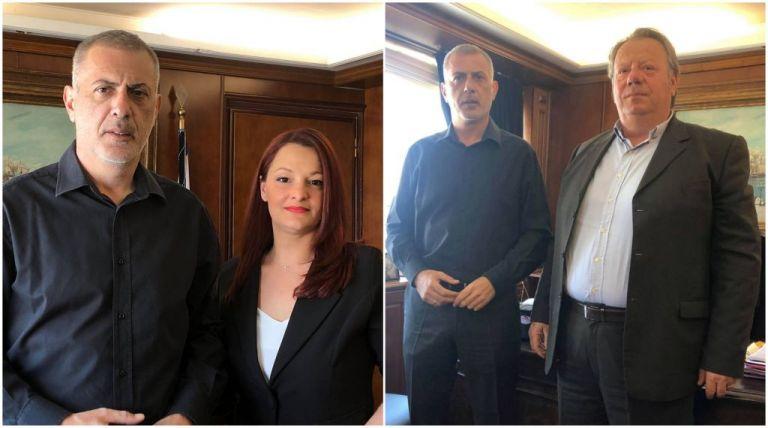 Δύο νέοι υποψήφιοι με τον Γιάννη Μώραλη και τον «Πειραιά Νικητή» | tanea.gr