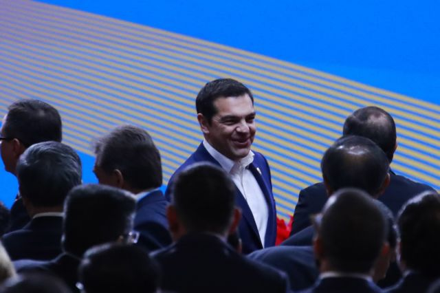 Τσίπρας στο Πεκίνο: Επαφές για εξαγωγές, επενδύσεις, στρατηγική συνεργασία Ελλάδας - Κίνας | tanea.gr