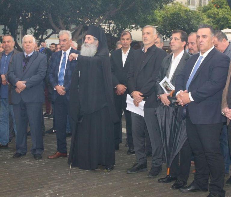 Ο Γιάννης Μώραλης σε εκδήλωση μνήμης για τον θάνατο του Ελευθερίου Βενιζέλου | tanea.gr