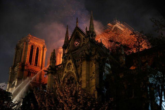 Τσίπρας για Παναγία των Παρισίων: Καταστροφή για την παγκόσμια πολιτιστική κληρονομιά | tanea.gr