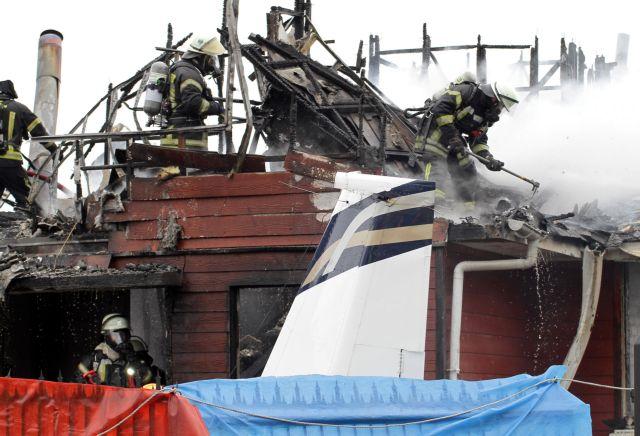 Έξι νεκροί από πτώση αεροπλάνου σε σπίτι στη Χιλή | tanea.gr