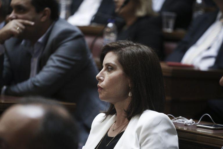 Παραιτείται από βουλευτής και η Άννα Μισέλ Ασημακοπούλου | tanea.gr