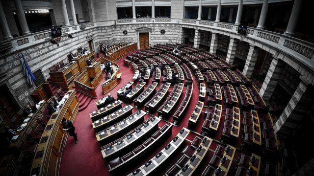 Βουλή: Ψηφίστηκε το νομοσχέδιο του υπουργείου Εθνικής Άμυνας | tanea.gr
