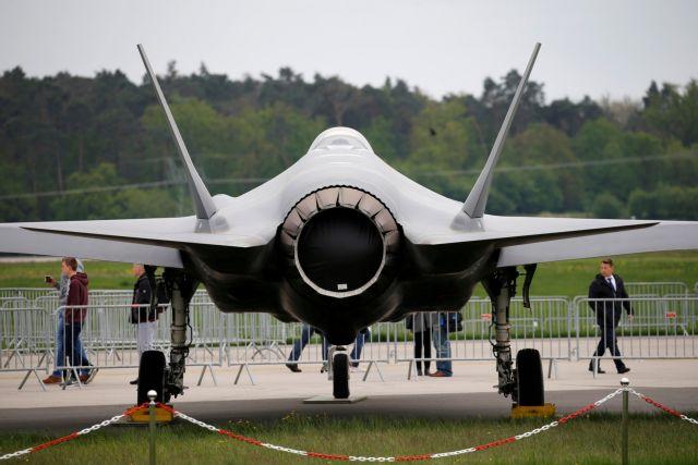 Στριμώχνουν τον Ερντογάν οι ΗΠΑ : «Πάγωσε» η προμήθεια των F-35 | tanea.gr