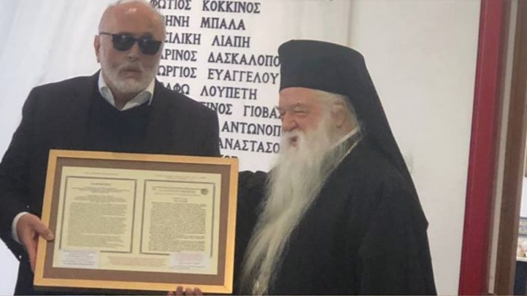 «Στροφή» Κουρουμπλή για τη συνάντηση με τον Αμβρόσιο | tanea.gr