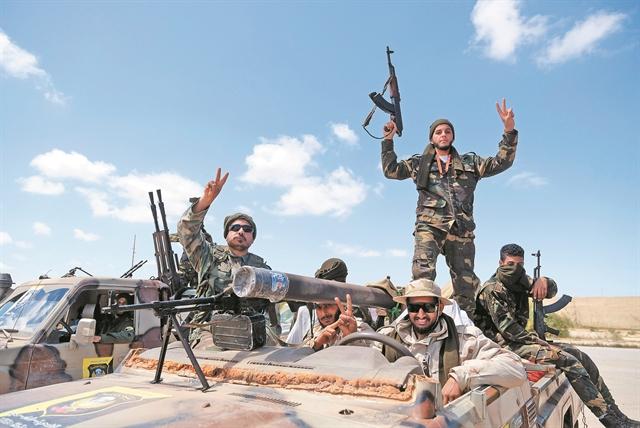 Λιβύη: η Σομαλία της Μεσογείου | tanea.gr