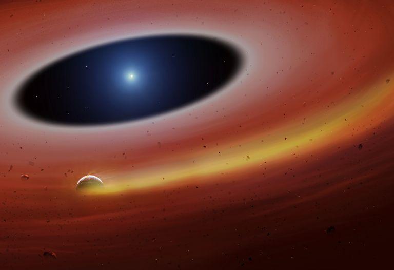Ανακαλύφθηκε «πτώμα» εξωπλανήτη σε αποσύνθεση γύρω από ένα νεκρό άστρο | tanea.gr