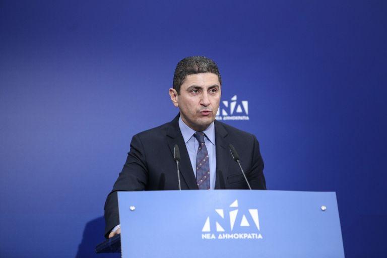 Αυγενάκης: Δεσμευόμαστε ότι θα μπει τέλος στα Εξάρχεια, στους Ρουβίκωνες, στην ανομία | tanea.gr