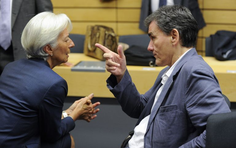 Ξεχρεώνουν το ΔΝΤ, χρωστούν στη… μισή Ελλάδα | tanea.gr