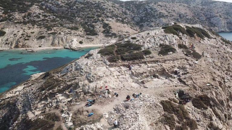 Κέρος: Εκπληκτικά ευρήματα σε Πρωτοκυκλαδικό οικισμό   tanea.gr