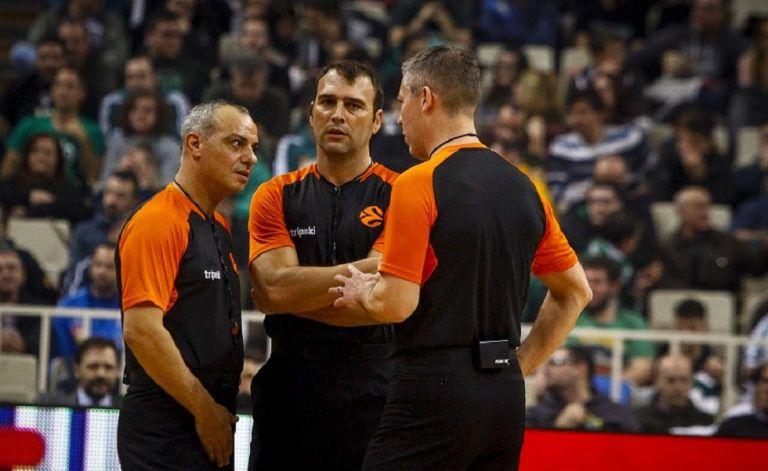 Οι διαιτητές του Ρεάλ Μαδρίτης-Παναθηναϊκός   tanea.gr