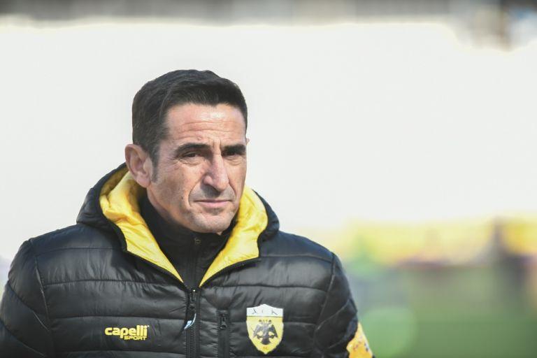 Τρίτος σε αγώνες στον πάγκο της ΑΕΚ ο Μανόλο Χιμένεθ | tanea.gr