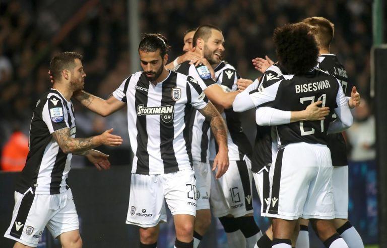 Ο ΠΑΟΚ έχει 34 σερί ματς αήττητος στο πρωτάθλημα | tanea.gr