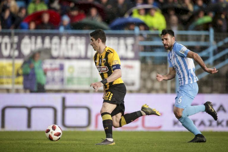 Γκολ στη Λαμία και… γκρίνια για την ΑΕΚ (2-2) | tanea.gr