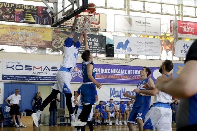 Ούτε στο NBA αυτά: O Ιωνικός διέλυσε τον Εθνικό με παρολίγον…200αρα! | tanea.gr