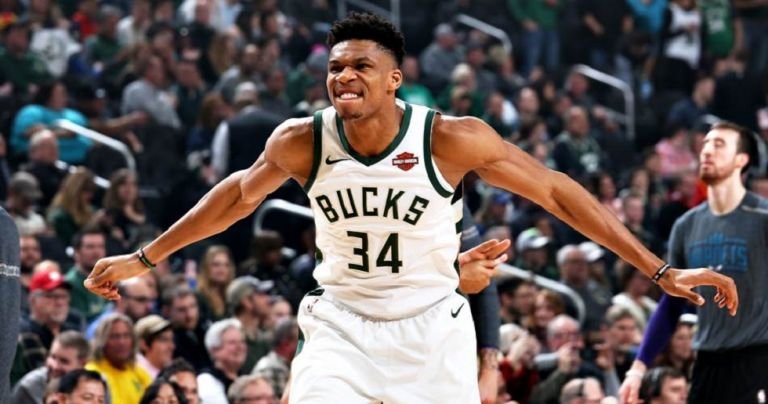 Τρίτος σκόρερ στο NBA ο Αντετοκούνμπο | tanea.gr