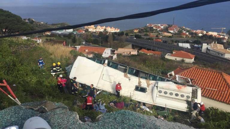 Πορτογαλία: Στους 29 νεκρούς ο απολογισμός του τροχαίου στη Μαδέρα | tanea.gr