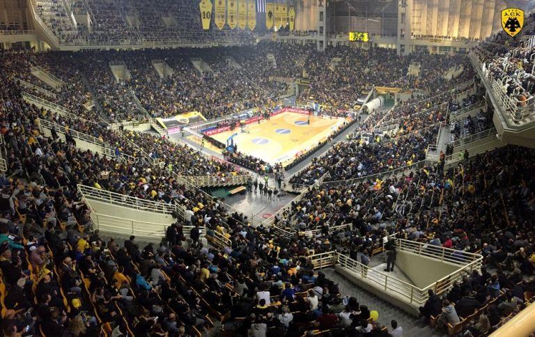 AEK: «18.000 ευχαριστώ, υποκλίθηκε όλη η Ευρώπη» | tanea.gr