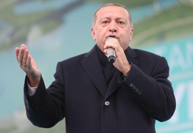Ερντογάν: Καταδικασμένο χωρίς την Τουρκία το πρόγραμμα των F-35 | tanea.gr