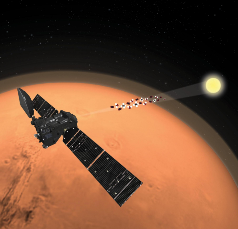 Άφαντο το μεθάνιο στον Άρη | tanea.gr