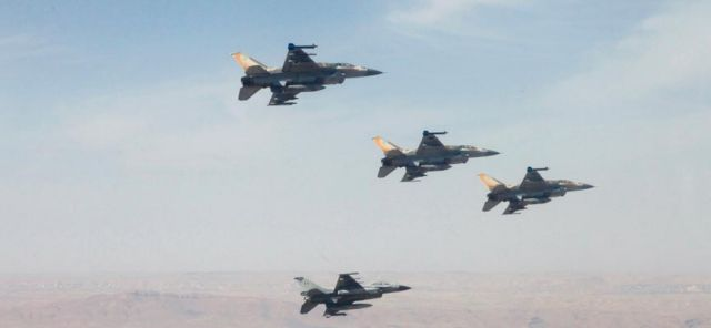 Νέα πρόκληση από τουρκικό μαχητικό πάνω από τη Ρω | tanea.gr