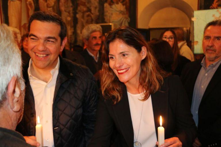 Στην Κρήτη με τη σύντροφο και τα παιδιά του για την Ανάσταση ο Αλέξης Τσίπρας | tanea.gr