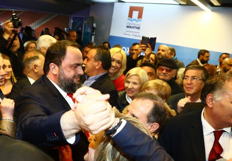 Ανεμος νίκης για την παράταξη «Πειραιάς Νικητής»   tanea.gr