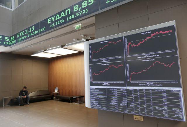 Με άνοδο άνοιξε το Χρηματιστήριο Αθηνών | tanea.gr