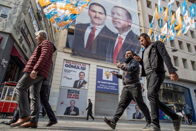 Το ΑΚΡ ζητά ακύρωση των εκλογών στην Κωνσταντινούπολη | tanea.gr