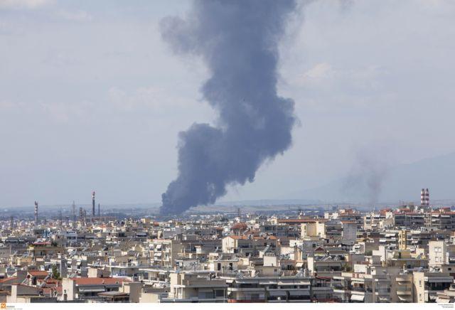 Καταστράφηκε πλήρως το εργοστάσιο ανακύκλωσης στη Σίνδο | tanea.gr