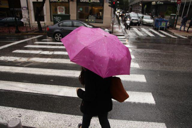 Καιρός: Ερχονται βροχές, καταιγίδες και άνεμοι | tanea.gr