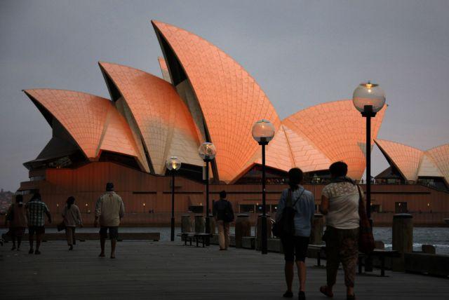 Εκκενώθηκε η Όπερα του Σίδνεϊ λόγω διαρροής αερίου | tanea.gr