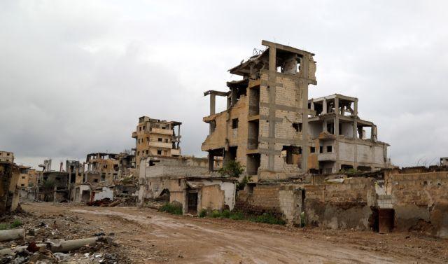 Συρία: Τουλάχιστον 11 νεκροί σε επίθεση με ρουκέτες στο Χαλέπι | tanea.gr