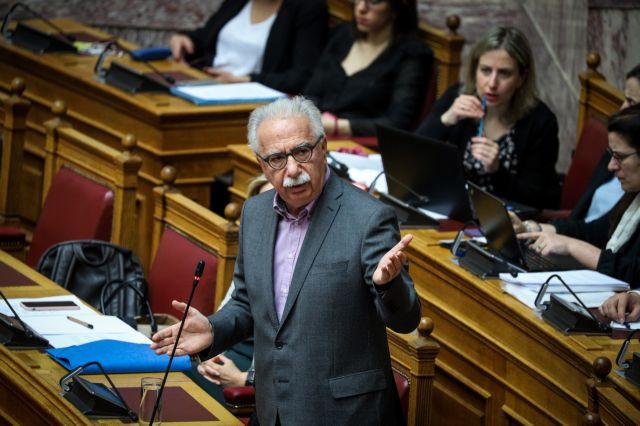 Αντιπαράθεση κυβέρνησης - ΝΔ για το νομοσχέδιο του υπ. Παιδείας   tanea.gr