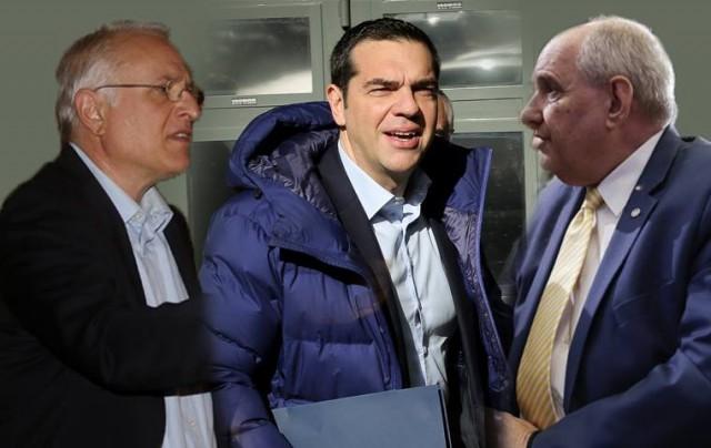 Αυτοί που έβριζαν τον Τσίπρα και τώρα τον προσκυνάνε για μια καρέκλα | tanea.gr