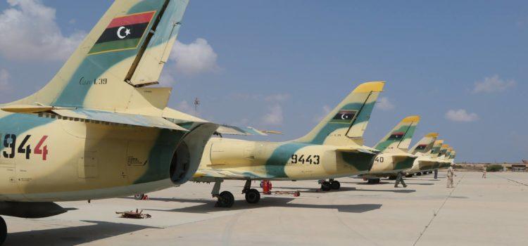 Λιβύη: Συνετρίβη μαχητικό αεροσκάφος νότια της Τρίπολης | tanea.gr