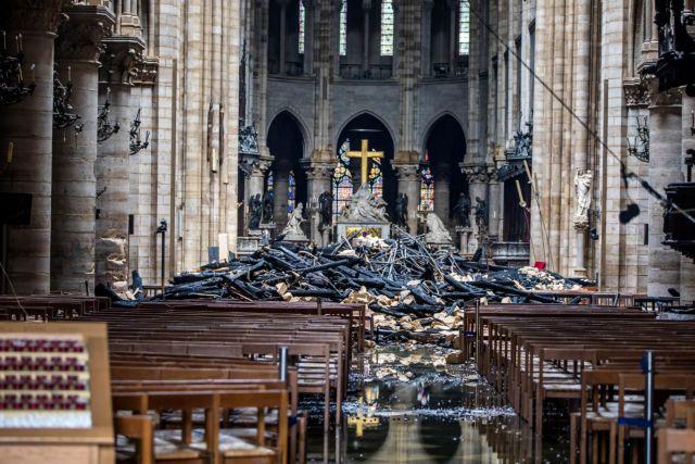 ΜέΡΑ25: Η Παναγία των Παρισίων θα μείνει ασφαλής στη συλλογική μνήμη | tanea.gr