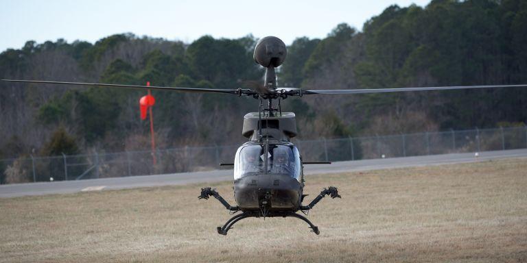 Τα ελικόπτερα Kiowa warrior φόρεσαν το ελληνικό εθνόσημο | tanea.gr