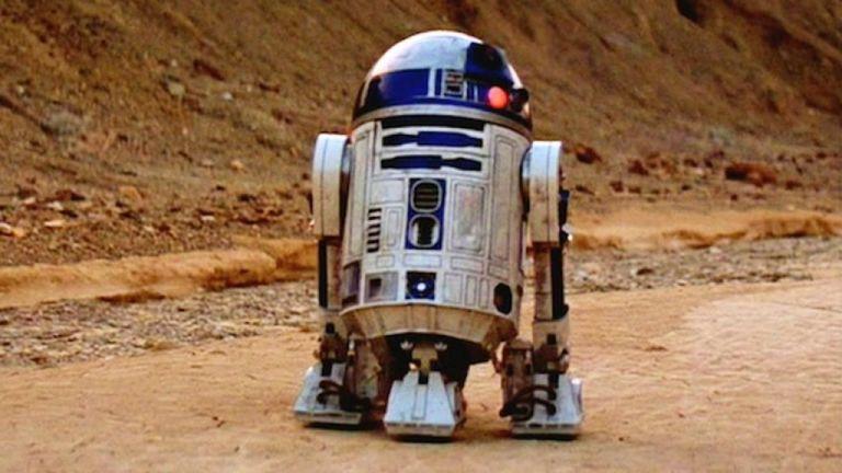 Αστεροσκοπείο μετατράπηκε σε γιγαντιαίο R2-D2 | tanea.gr