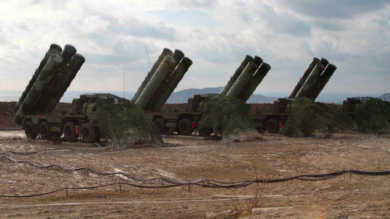 Η Ρωσία ξεκινά την παράδοση των S-400 στην Τουρκία | tanea.gr