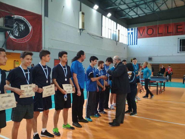 Πινγκ πονγκ: Την Παρασκευή στο Δερβένι το Πανελλήνιο σχολικό πρωτάθλημα Λυκείων   tanea.gr
