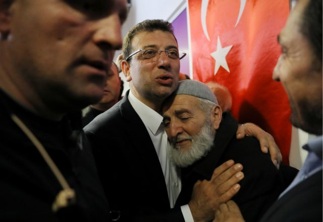 Εκλογικές παρατυπίες διέκρινε το κόμμα του Ερντογάν στην Πόλη | tanea.gr