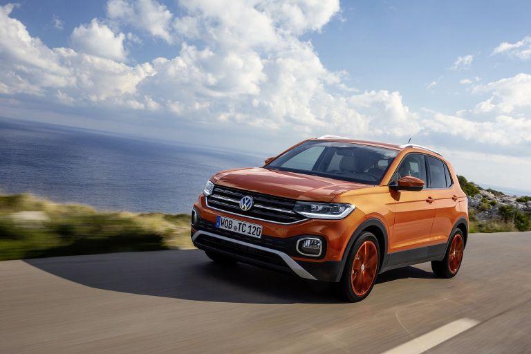 Το νέο VW T-Cross στην ελληνική αγορά | tanea.gr