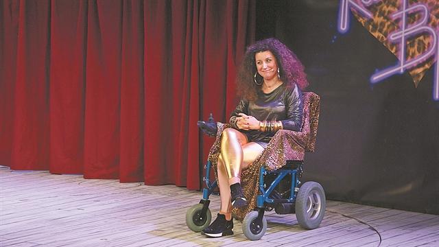 Κατερίνα Βρανά, «Ενα αστείο κορίτσι» με δύναμη ψυχής | tanea.gr