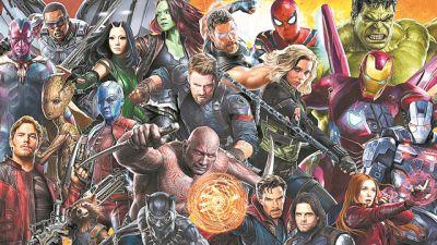 Η απίθανη ιστορία της Marvel και το τέλος εποχής | tanea.gr