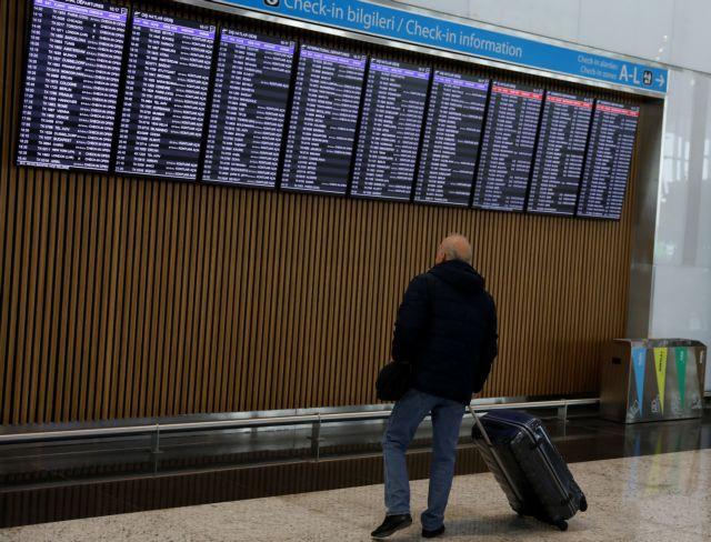 Τι αλλάζει στους ελέγχους διαβατηρίων στα αεροδρόμια   tanea.gr
