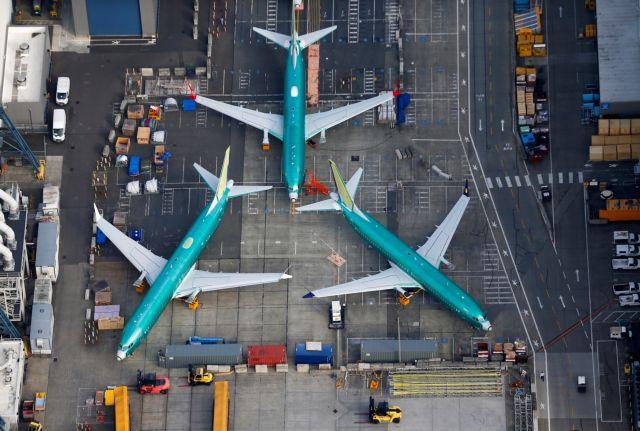 Boeing : Ενα δισ. δολάρια το αρχικό κόστος της καθήλωσης των αεροσκαφών 737 ΜΑΧ | tanea.gr