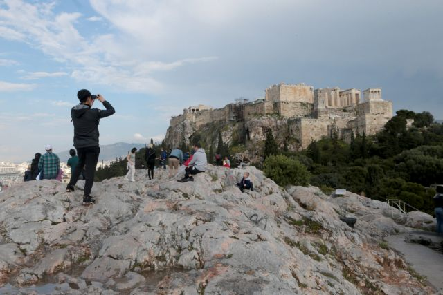 Εκλεισε ξανά η Ακρόπολη λόγω κακοκαιρίας | tanea.gr